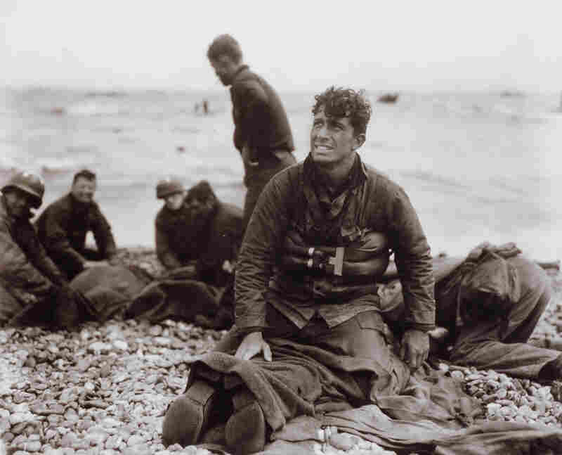 D-Day Rescue, Omaha Beach, 1944