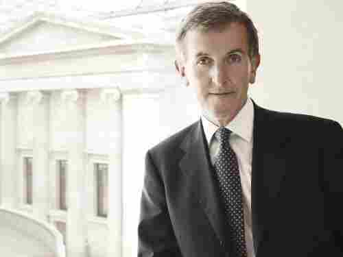 Neil MacGregor has been the director of the British Museum since 2002.