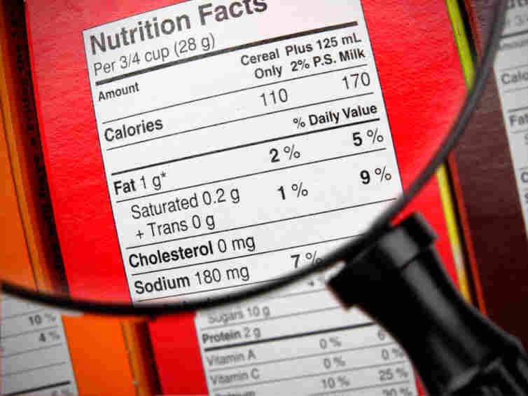 One way food companies compensate for the texture lost from lowering fat is by using replacements like cellulose gum.