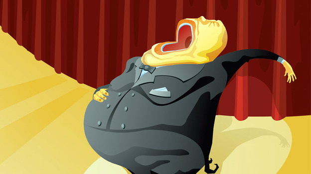 Baffled by buffo? Talking about opera can be like walking through a linguistic thicket.  (iStock)