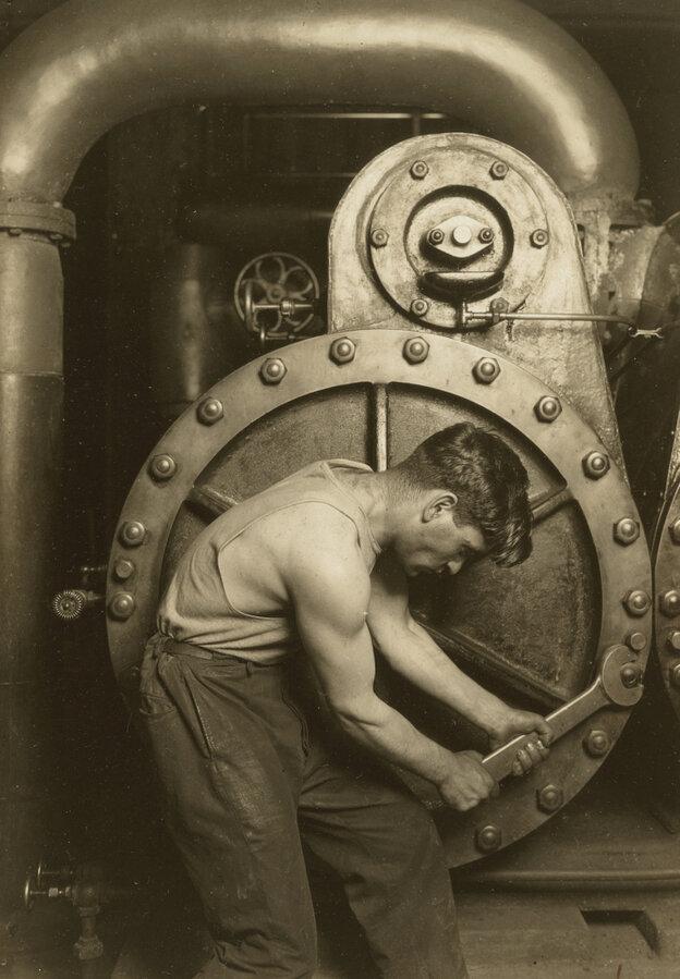 Steamfitter, 1920