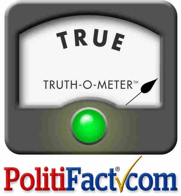 PolitiFact.com's Truth-O-Meter