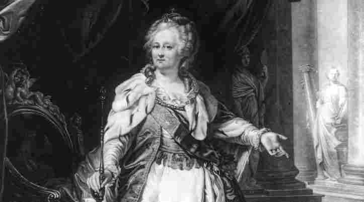 Catherine The Great: Empress of Russia Catherine II championed the ideas of the Enlightenment during her 34-year reign.