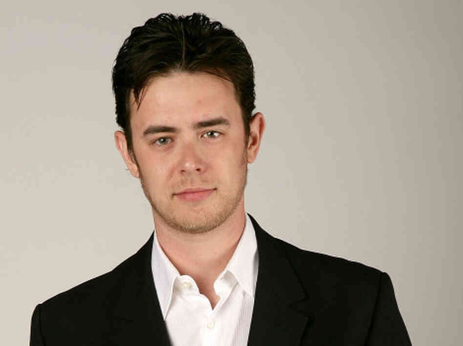 Actor Colin Hanks poses for a portrait during the 2007 CineVegas film festival at the Palms Casino Resort on June 9, 2007, in Las Vegas.