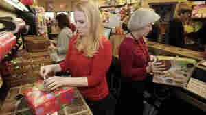 The National Retail Federation estimates sales will be up only 2.8 percent this holiday season.