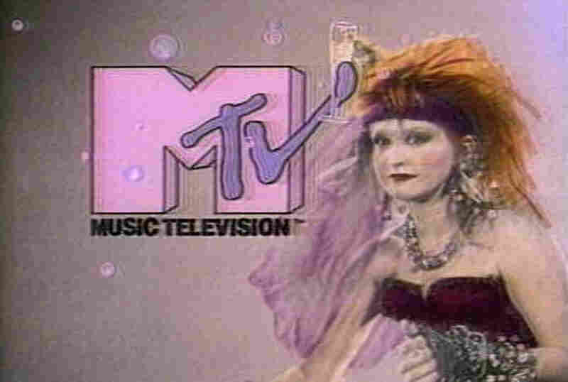 "Cyndi Lauper, Mick Jagger, Pat Benatar and David Bowie are some of the musicians featured in the channel's 1982 ""I Want My MTV"" campaign."