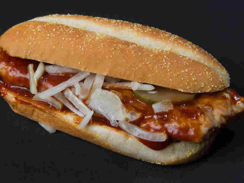 Fast food giant McDonald's has brought back the McRib until Nov. 14. The sandwich has gained cult acclaim over the past three decades because of its limited availability.