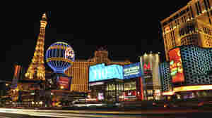 Tech Companies Roll The Dice On Vegas