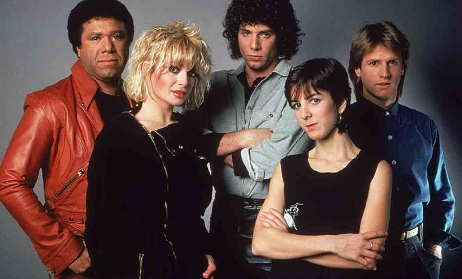 The Original VJs: MTV launched in 1981 with a small cache of videos by mostly unknown British bands and five VJs, or video jockeys: J.J. Jackson, Nina Blackwood, Mark Goodman, Martha Quinn and Alan Hunter.