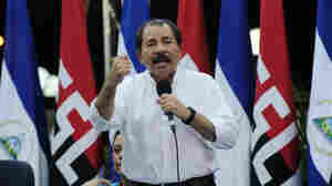 Daniel Ortega is seeking a third term in Sunday's elections despite a constitutional limit on holders of the office to two terms.