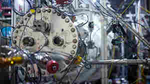 'Power For The Planet': Company Bets On Fusion