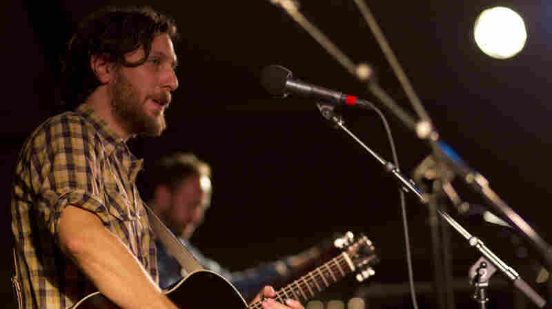 Great Lake Swimmers On Mountain Stage