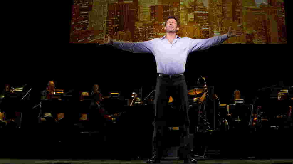 "Look Out, Jackman's Back: That's right, the set list for Hugh Jackman, Back on Broadway includes a run at ""Mack the Knife."""