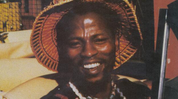 Nigerian Joni Haastrup helped pioneer the Afrobeat genre of music.