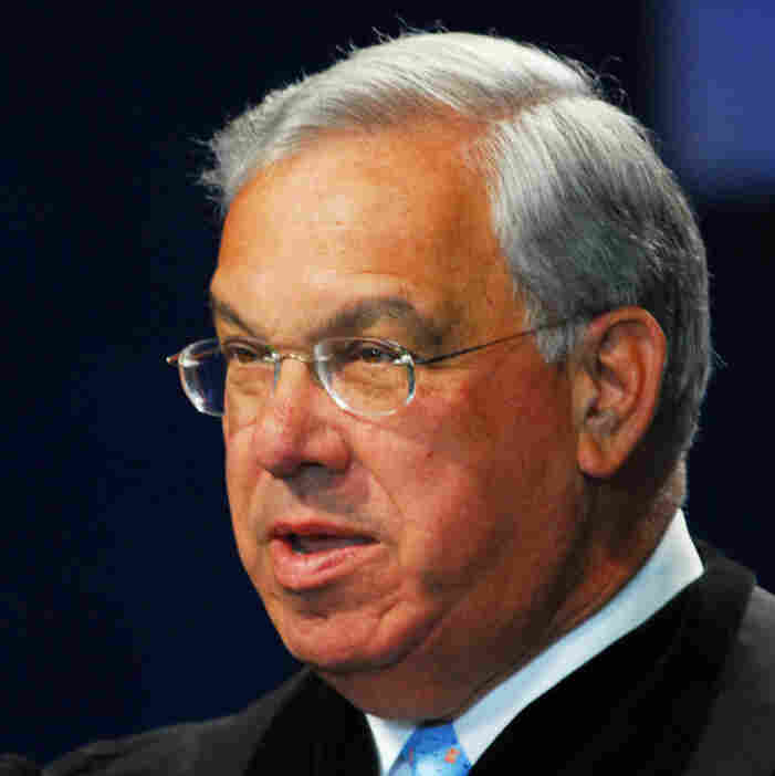 Boston Mayor Tom Menino