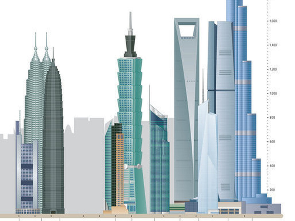 How The World S Tallest Skyscrapers Work Wbur News