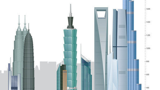 How The World S Tallest Skyscrapers Work Npr