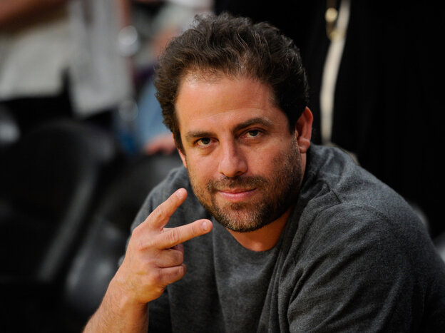 Producer Brett Ratner, seen here in May 2011, is in hot water after using a gay slur at a Q&A session over the weekend.