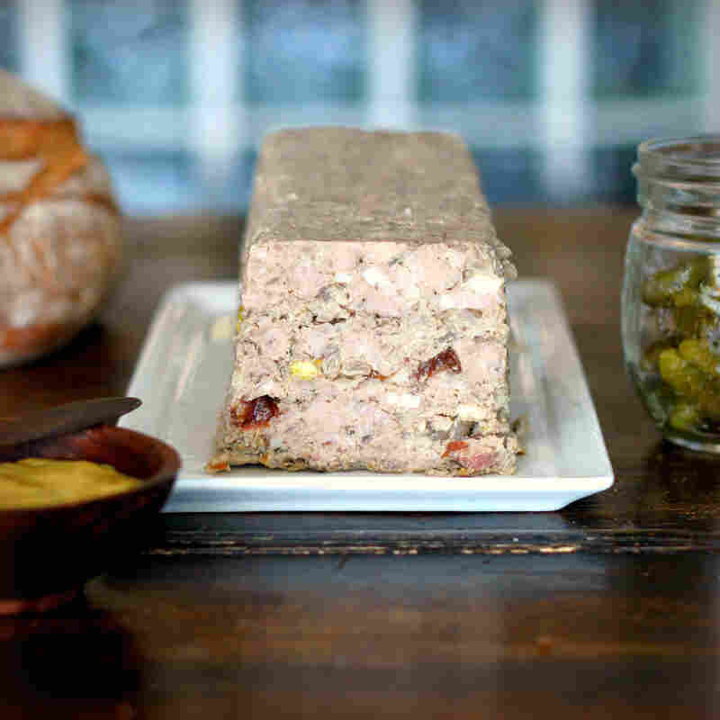 Country Pate With Boar