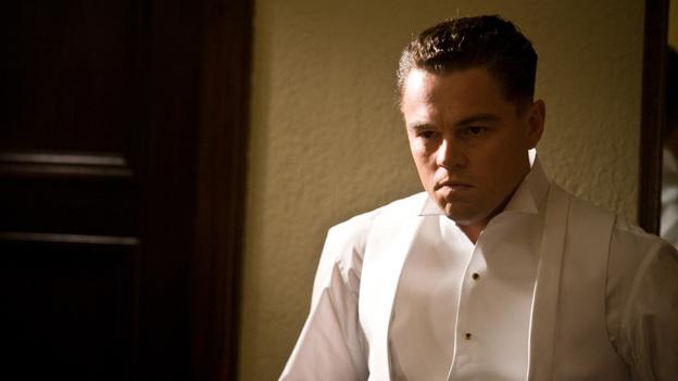 J. Leo: DiCaprio as Hoover in J. Edgar.  (Warner Bros. Pictures)