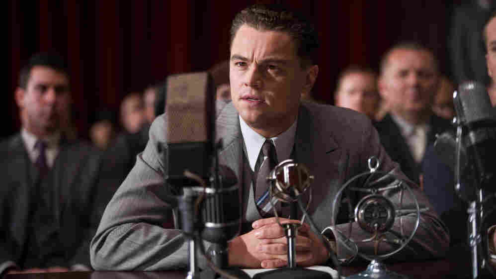Is This Thing On? Leonardo DiCaprio doesn't get far trying to make sense of the FBI's founding director in J. Edgar.