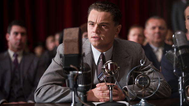 Is This Thing On? Leonardo DiCaprio doesn't get far trying to make sense of the FBI's founding director in J. Edgar. (Warner Bros. Pictures)