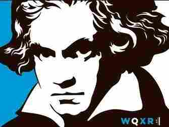 """WQXR has deemed November """"Beethoven Awareness Month"""" with these signs around New York City."""