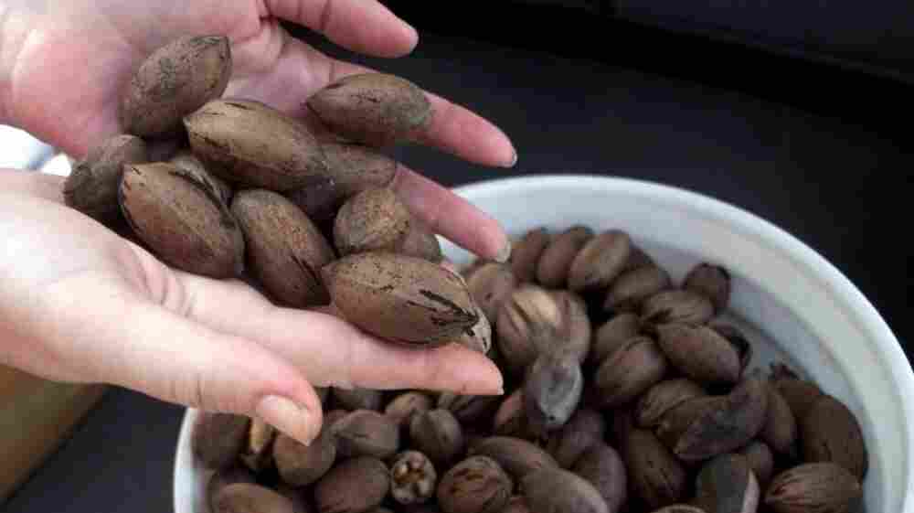 U.S. exports of pecans to China have increased sharply in recent years.