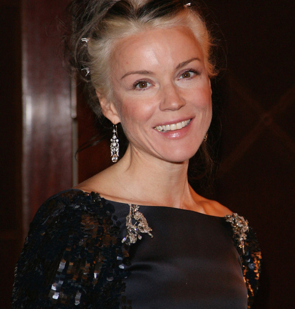 370a02c4641c Daphne Guinness is the daughter of brewery heir Jonathan Guinness. (Dan  Kitwood Getty Images)