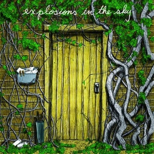 Cover to Explosions in the Sky's Take Care Take Care Take Care.