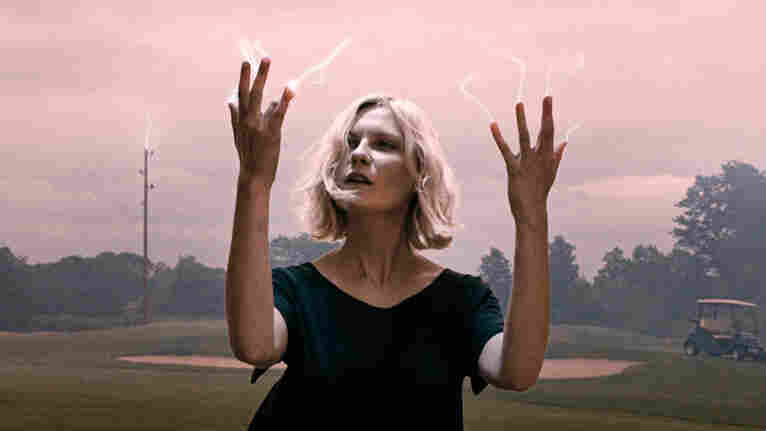 Something New: As the world changes, Justine (Kirsten Dunst) starts to experience otherworldly phenomena.