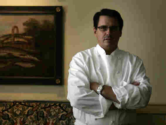 Frank Ruta opened his own restaurant, Palena, in Washington, D.C., in 2000.