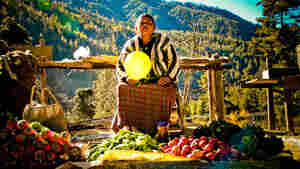 Ittmaya is a 46-year-old vegetable vendor in Bhutan