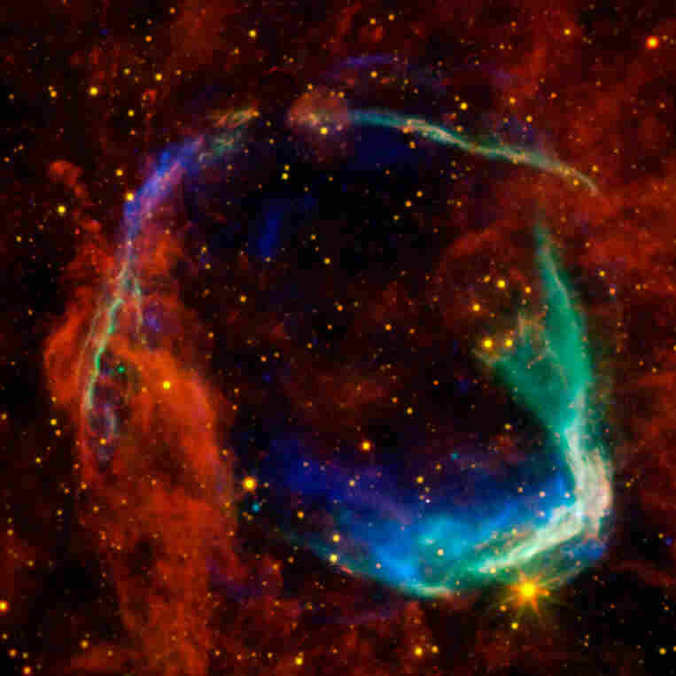 Exploring Supernovae Leads To Physics Nobel Prize