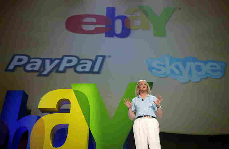 Meg Whitman joined eBay as its CEO in 1998, when the company had approximately 30 employees. Two years later, she became the first female billionaire in the Internet industry. She stepped down in 2008 after expanding the company to more than 15,000 employees, and in September 2011 she was named the new CEO of Hewlett-Packard.