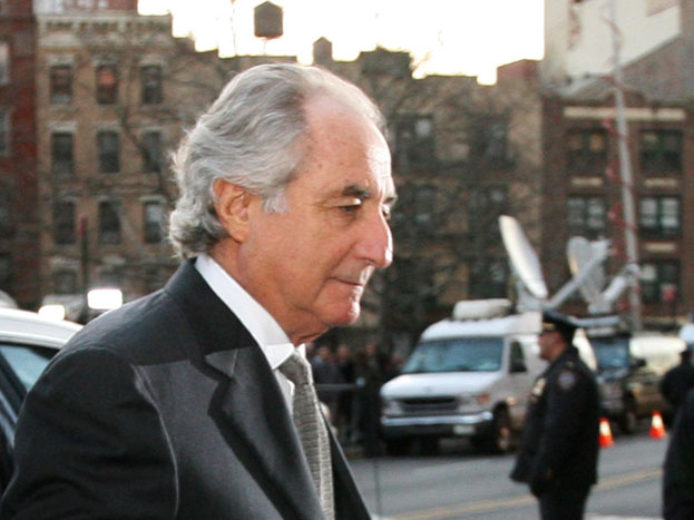 how the madoff investment scandal was uncovered women