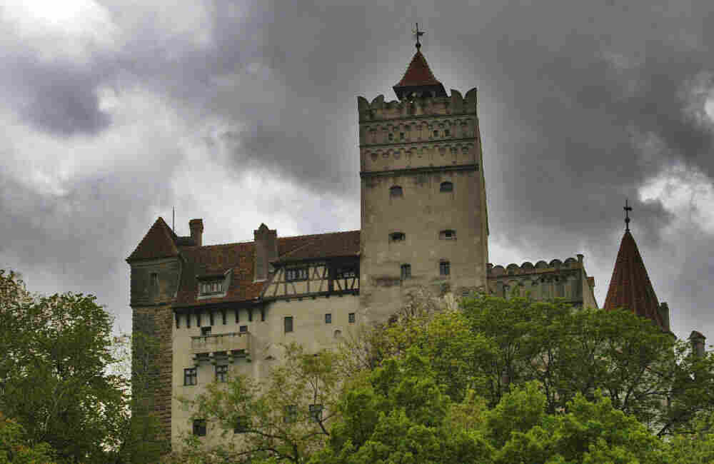 Bran Castle's connection to Dracula is tenuous, at best.