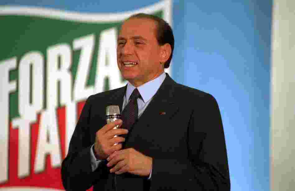 Three months after the Forza Italia party was formed, Berlusconi claimed victory of the conservative alliance in Italy's general elections on March 29, 1994.