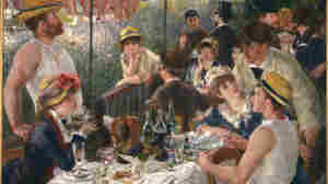 """Luncheon of the Boating Party&quot"