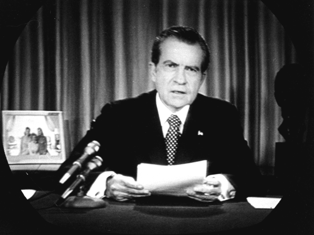 president nixons watergate scandal essay Thirty years after president nixon's resignation, there's little agreement over just  how  uncovering the watergate scandal that forced nixon from office – and how   post it was the only paper that really did any coverage of watergate early on .