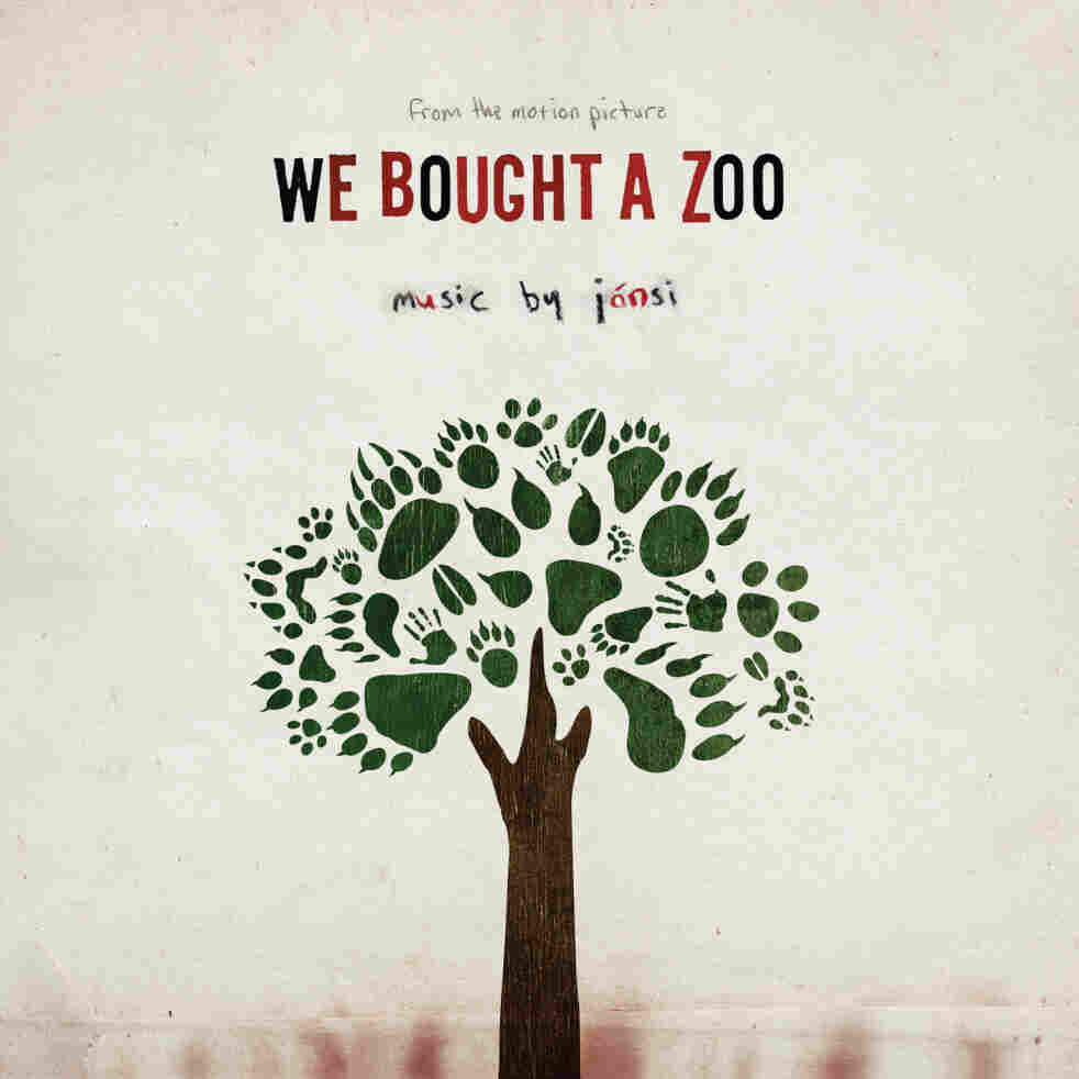 "cover art for the soundtrack to ""We Bought A Zoo"""