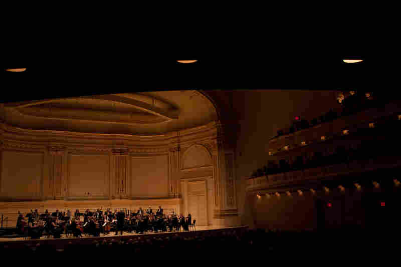 Gardiner and his orchestra will spend two nights at Carnegie Hall, playing only Beethoven's music.