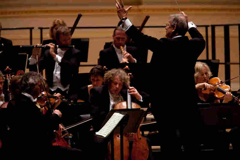 Gardiner and his orchestra's visit to Carnegie Hall is one stop on a short North American Beethoven tour, ending in Washington, D.C.