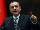 Turkey's Prime Minister Recep Tayyip Erdogan said Turkey does not expect anymore Syria to respond to the demands of the international community to stop violence and initiate democratic reforms.