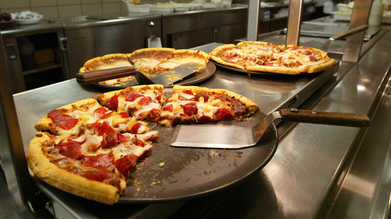pizza as a vegetable it depends on the sauce the salt npr