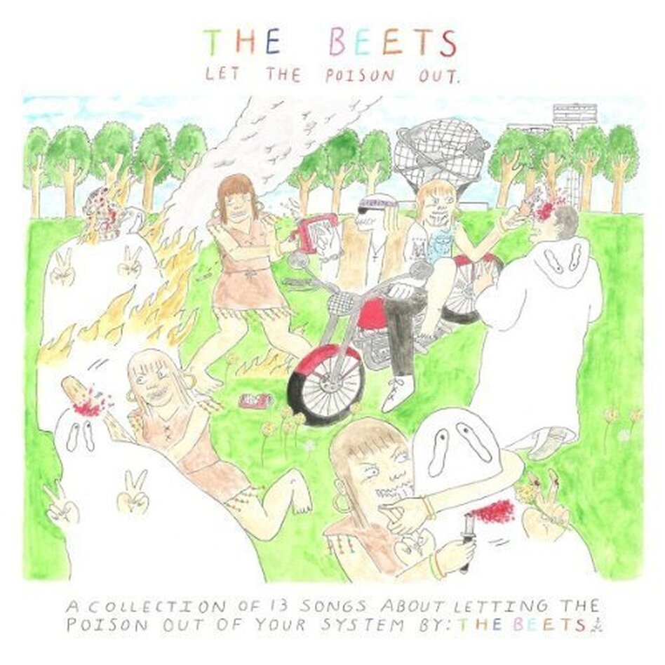 The Beets (Courtesy of the artist.)