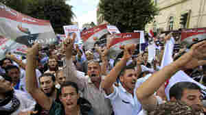 Islamist Parties Proliferate In Post-Mubarak Egypt