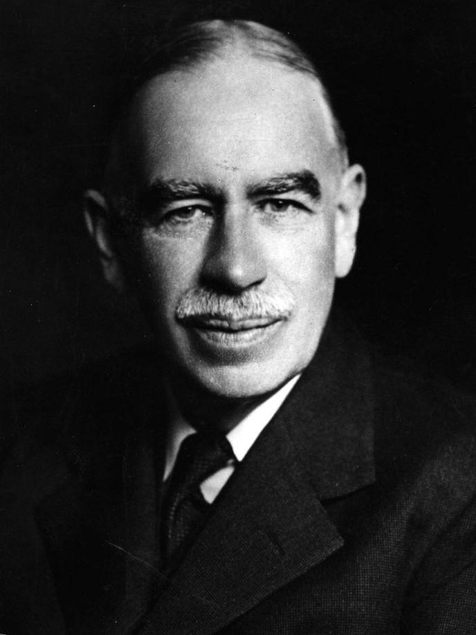 Keynes' Consuming Ideas On Economic Intervention : NPR