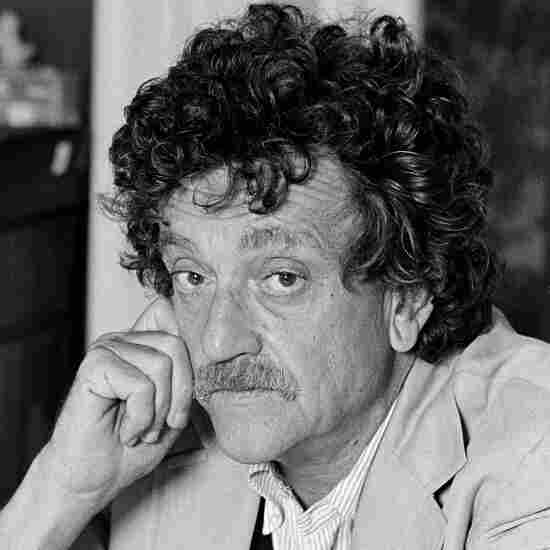 Author Kurt Vonnegut, shown in 1979 in New York City, died in 2007 at age 84.