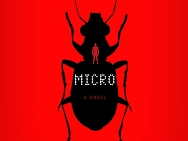 'Micro': Crichton's Larger Than Life Nanotech Novel